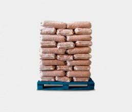 Palet-de-pellets naturbero
